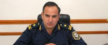 Seguridad: el Comisario Inspector Héctor Rogelio Ordoquí ratificado como Jefe Distrital de Olavarría