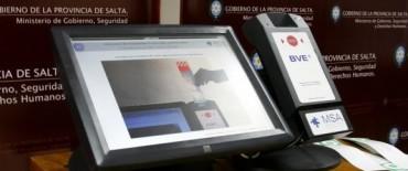 Salta será la primera en implementar el voto electrónico para todo su patrón