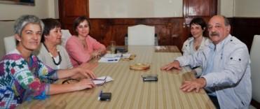 General La Madrid: Consejo de Adultos Mayores