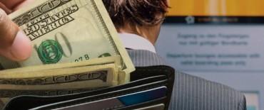 Los funcionarios pueden comprar hasta u$s622 diarios
