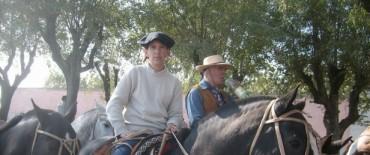 Partieron gauchos peregrinos a Luján
