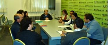 Reunión del equipo de Gestión de la Secretaria de Planificación