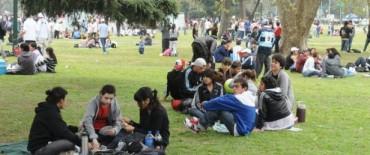 Primavera: los festejos en Olavarría se desarrollaron con total normalidad