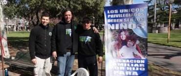 La CGT junta firmas por las Asignaciones Familiares