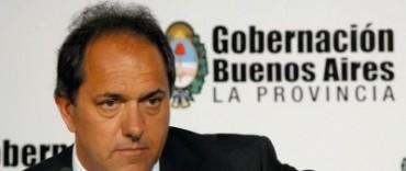 Presupuesto: Scioli enfrenta la idea de un fondo para municipios