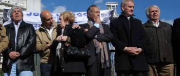 El PJ opositor homenajeó a Rucci y pidió por la reapertura de la causa