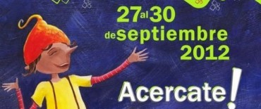 "5º Festival Internacional de Narradores ""Te doy mi palabra"""
