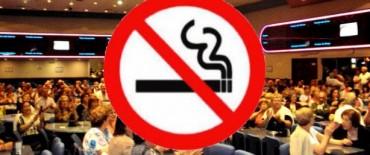 Salud empezara a controlar el cumplimiento de la nueva ley contra el tabaco en la provincia