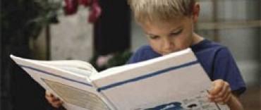 """Maratón de lectura en el Jardín """"Niño Feliz"""" del CECO"""