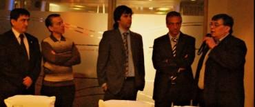 El Intendente Eseverri participó del Encuentro Nacional de Carreras de Medicina
