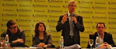 El Intendente Eseverri encabezó el acto de recategorizaciones de más de 300 de empleados municipales