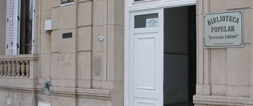 """La biblioteca """"Armando Collinet"""" pedirá una audiencia al Municipio de Olavarría"""