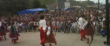 Más de 8 mil personas pasaron por la Fiesta de la Kerb