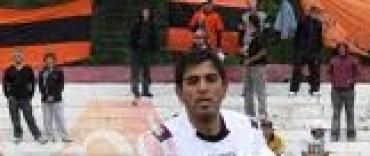 Fútbol. Un pampeano en Nueve de Julio
