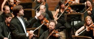 Concierto de la Sinfónica Municipal con director invitado