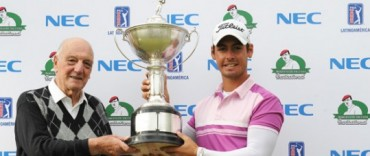 GOLF    ALAN WAGNER UN ORGULLO OLAVARRIENSE