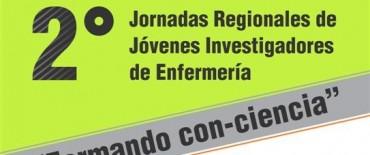 """""""Formando Con – Ciencia"""": II Jornadas Regionales de Jóvenes Investigadores en Enfermería"""