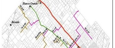 Fuerte inversión del Gobierno Municipal para mejorar los caminos rurales del Partido de Olavarría