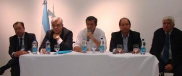 Bolívar: Domínguez y Sanz expusieron sobre la Reforma del Código Civil y Comercial de la Nación