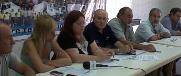 Dirigentes de CGT de Moyano y gremios de CTA de Olavarría se expresaron sobre el paro