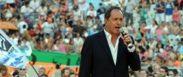 Agradecimiento del gobernador Scioli a los actores sociales de la provincia