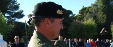 Cambia la jefatura del Regimiento de Olavarría