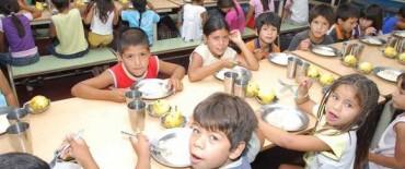 Se normalizó el Servicio Alimentario Escolar