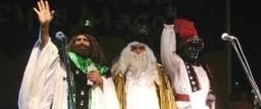 Radio Olavarría en la 48 Edición de la Fiesta Provincial de Reyes Magos.