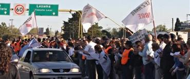 En medio del éxodo: la Provincia logró el dictado de una cautelar que la autoriza a garantizar la circulación en autovías 2 y 11