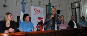 General La Madrid: el Intendente Juan Carlos Pellita renovó su gabinete