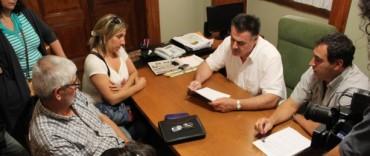 Azul: El Gobierno ortogó un 26,5% de aumento en dos cuotas a los municipales