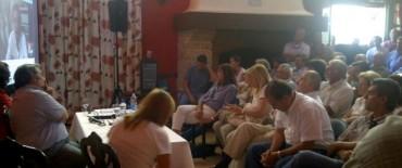 Desde la Rural se mostraron sorprendidos por la convocatoria que logró la Asamblea de Azul