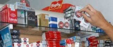 Los cigarrillos aumentan un 4% este lunes