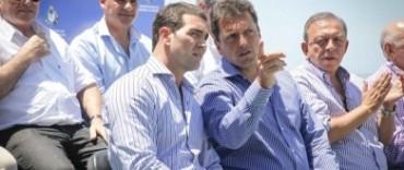Massa tendrá bloque propio en Diputados desde marzo