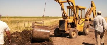Eseverri declaró la Emergencia de Caminos Rurales