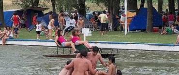 Colonia San Miguel se prepara para la 30º Fiesta Provincial del Camping