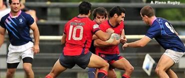 Rugby. El plantel superior de Pucará en Olavarría