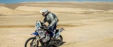 Dakar 2013: Barbery concluyó la novena etapa del Rally