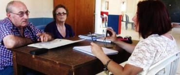 Intenso trabajo para el armado del Museo Municipal Hogar Loma Negra
