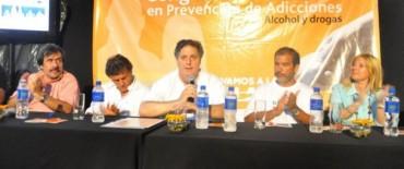 """Collia: """"necesitamos que los padres acompañen al estado en la prevención del alcoholismo entre los adolescentes"""""""