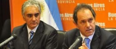 El gobierno de Scioli insiste: