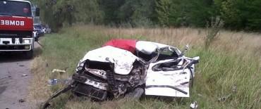Otro olavarriense que fallece en un accidente fatal en Ruta 51