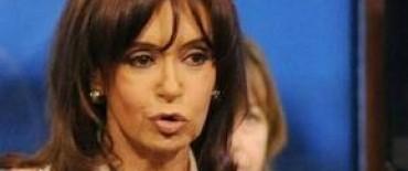 Cristina Fernández  anunció el aumento de 20% del mínimo no imponible