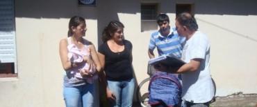 Censarán viviendas sociales en Olavarría