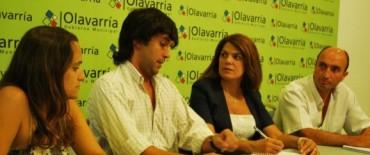 El Gobierno Municipal de Olavarría profundiza su trabajo para abordar casos de violencia de género