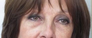 La senadora Gainza presentó numerosos proyectos alertando sobre el mal estado de las rutas