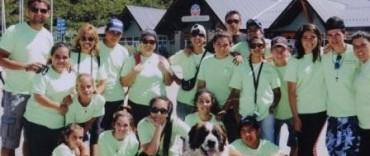 Callejeada Loma Negra cumplió el sueño de viajar a Villa La Angostura