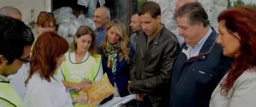 La provincia realiza controles de alimentos en ruta  y en comercios