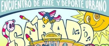 """Arte y Deporte Urbano en el Centro Cultural Municipal """"Hogar San José"""""""