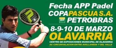 Olavarría sede de una importante competencia de Pádel en marzo